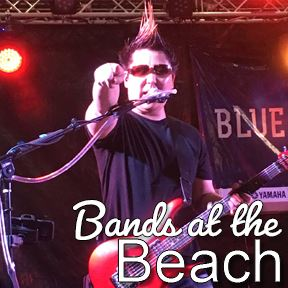Bands at the Beach