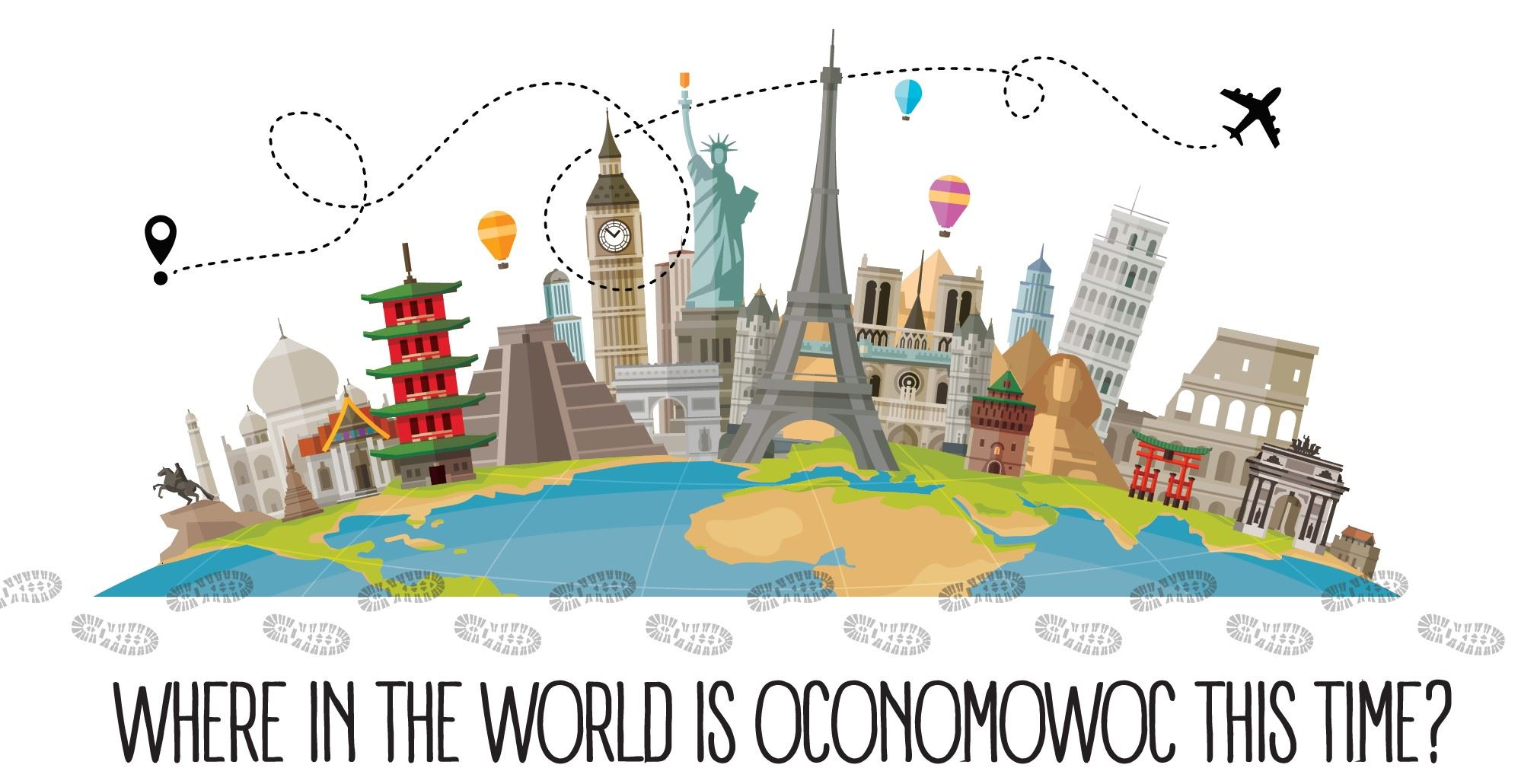Where in the World is Oconomowoc?